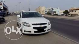 2012 model Chevrolet Malibu for sale