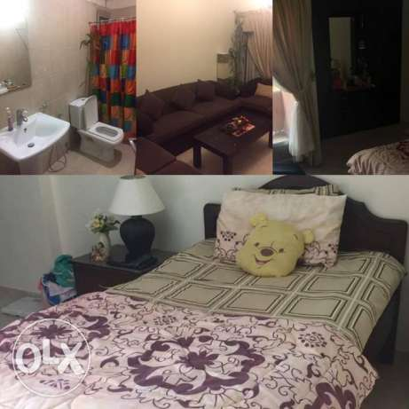 Fully Furnished Room for Rent in Adliya العدلية -  1