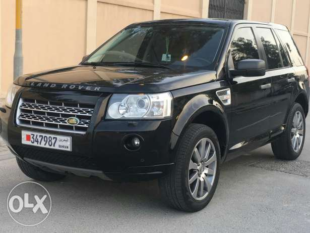 Urgent sale land rover LR2 full option single owner zero accident