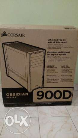 Corsair Obsidian Series® 900D Super Tower Case Gaming Case (BRAND NEW)