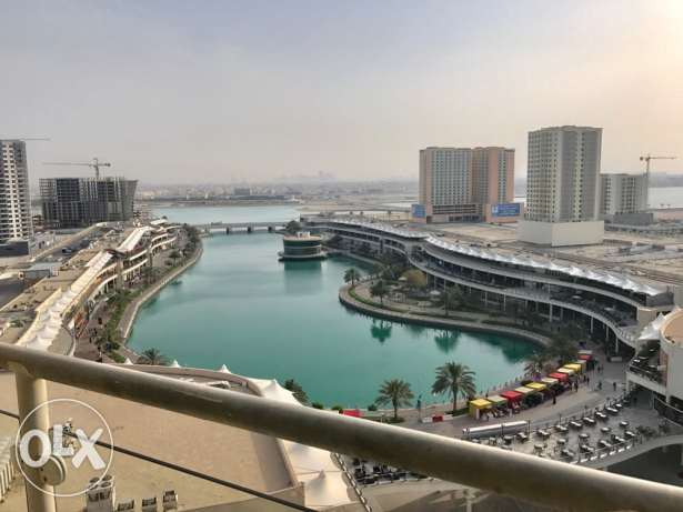 Luxury 2 bedroom apartment in Amwaj island