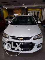 Brand New Chevrolet AVEO New Shape 2017