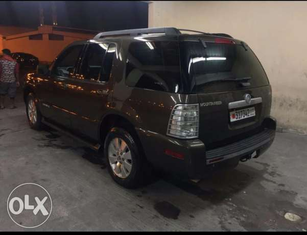 Mercury Mountaineer Middle Option 2008