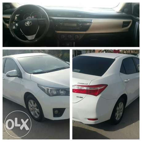 For sale toyota corolla 2014 xli 2.0