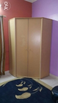 Paidi corner cupboard stylesh almost new very strong