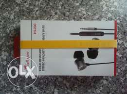 Cell Sport Stereo Headset (earphones)