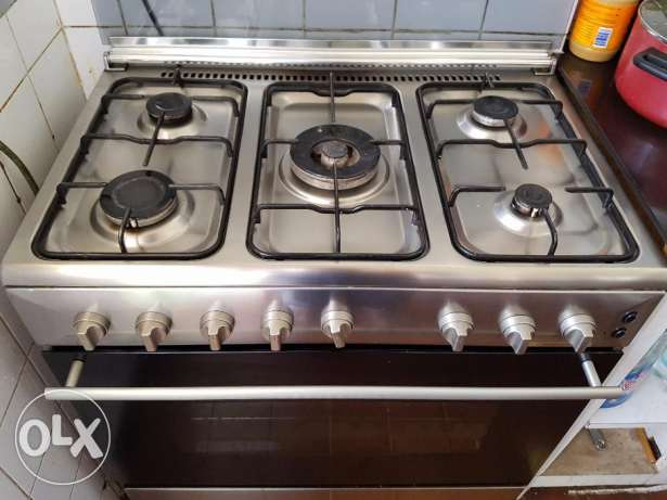 Gas Cooker 5 stove for sale (URGENT)