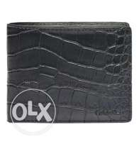 New calvin klein leather wallet for sale
