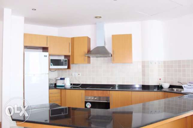 Beautiful 2 Bedroom f/furnished Apartment in Sanabis