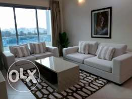 Brand new 2 Bedr. Apartment Fully furnished in Adliya/quite area