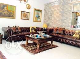 Big Villa for sale in Amwaj Island .