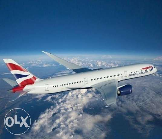British Airlines Vacancy Apply Now M/F