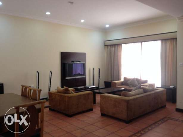 Fully furnished Compund villa for rent in Juffair