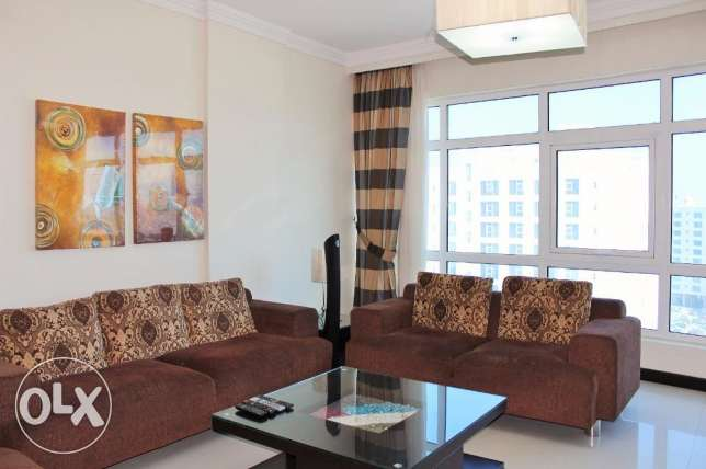 Amazing 2 bedroom apartment in Juffair fully furnished
