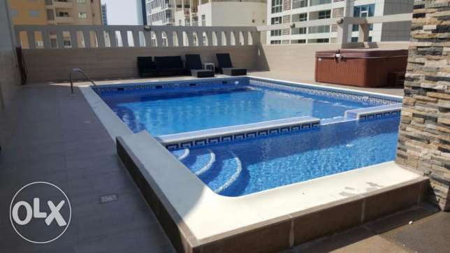 Great flat for rent f-furnished in Juffair