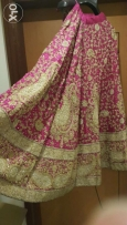 Never used Lehenga Indian skirt