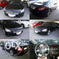 Nissan maxima 2011 model excellent condition