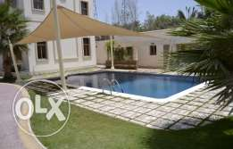 4 Bedroom semi furnished villa for rent in Saar