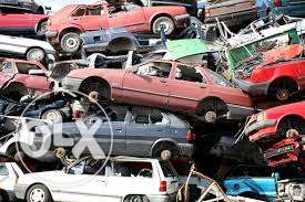 Buying All kind Of Scrap cars