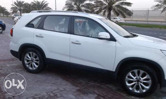 KIA sorento model 2014 for sale available at U drive certified vehicle