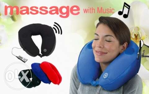 Neck Massager with music