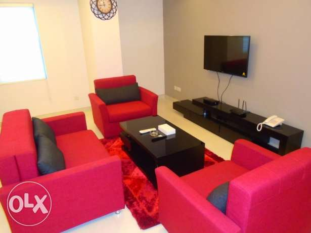Beautiful 2 Bedroom fully furnished Apartment in Umm alhassam