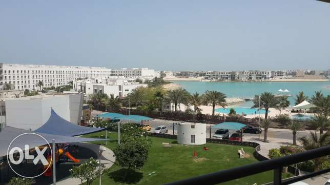 Charming 3 Bedrooms apartment Semi furnished with huge balcony