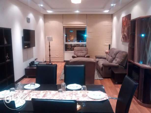 Spacious 2 bedroom fully furnished Apartment for rent at Abraj Al Lulu