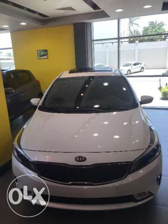 Brand new Kia Cerato top option