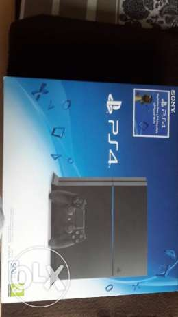 PS4 Mate Black