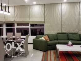 fully furnished Apartment in New Hidd/modern furniture/2 bedroom