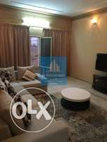 Apartment with fully furnished for rent at BD 550,Inclusive