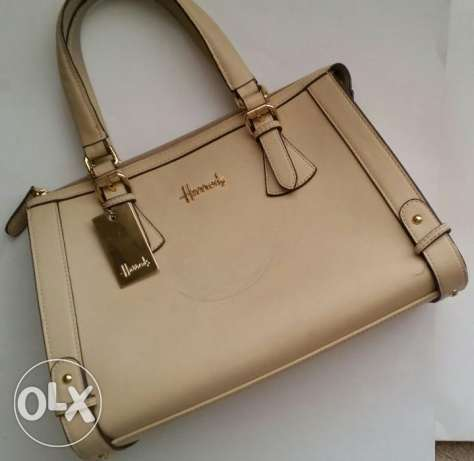 Authentic Harrods bag