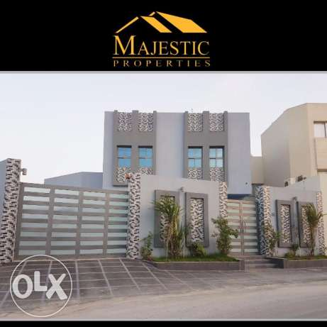18- Brand New Villa for Sale in Saraya 2 Bu Guwah 5 bedrooms 3 Halls 2