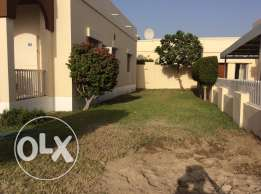 3 BEDROOM semi furnished compound