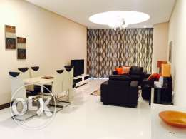 brand new 2 bedrooms apartment in Seef area.