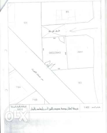 Land For Sale Residential land sale in Sitra behind Ahli United Bank