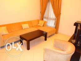 2 bedroom flat f/furnished in Adliya