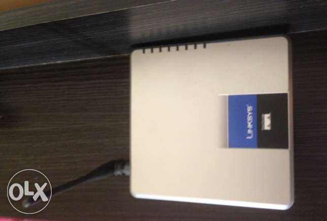 Cisco linksys wireless and router for sale