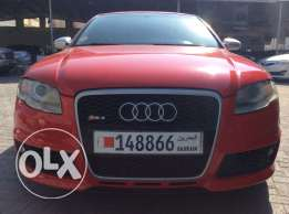 For Sale 2007 Audi RS4 Quattro Bahrain Agency