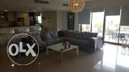 3br fully furnished.flat for sale in amwaj island-tala