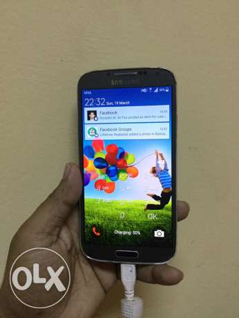 Sumsung Galaxy s4 great condition