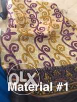 2bd each material for stitching materials