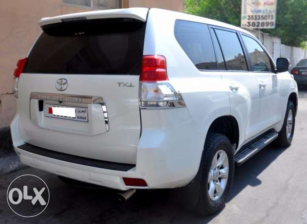 Toyota Prado 2012 Model Good condition For sale ام الحصم -  2