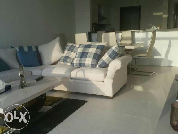2 br luxury flat for rent in Reef island