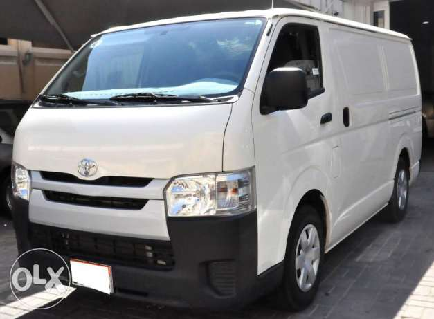 Toyota Hiace cargo van 2012 Model for sale