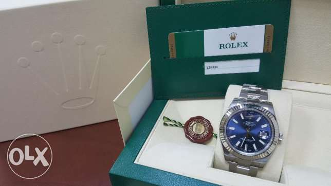 Brand New Rolex Datejust II Watch المنامة -  1