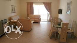 2BR fully furnished flat for rent
