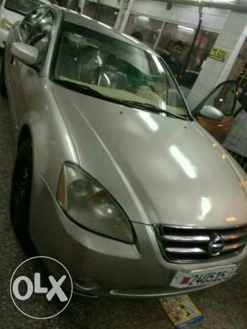 Nissan altima2005 in good conditions المحرق‎ -  5