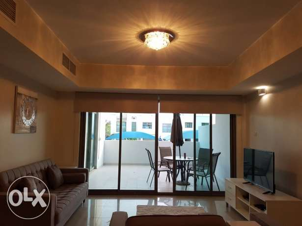 2 bedroom flat for rent in amwaj tala